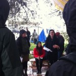 A Small Taste of Student Fists: The UCSC Campus Shutdown
