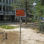 Hostile and Notorious: The Conditions of Private Property