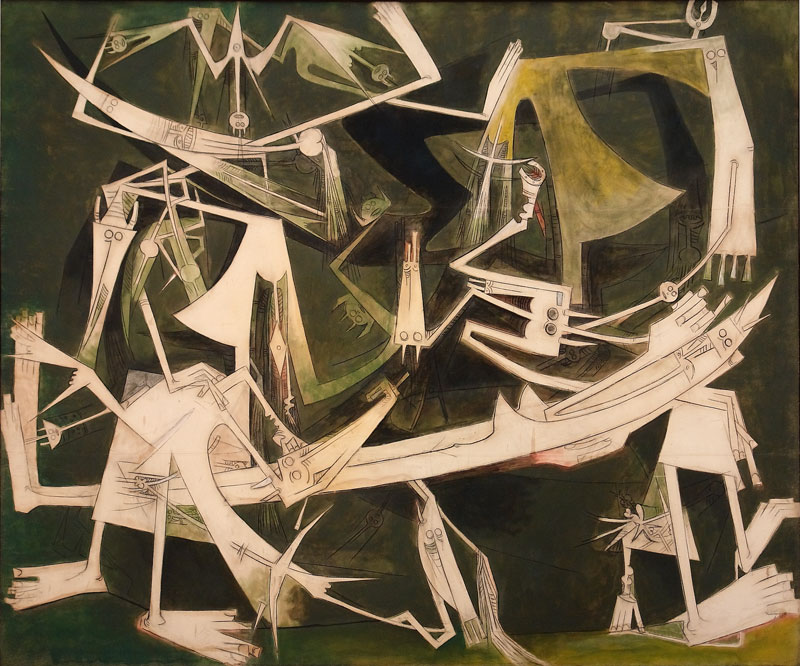El Tercer Mundo (Wilfredo Lam, 1965 )