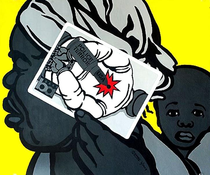 emory-douglas-police terror 1