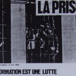 Manifesto of the Groupe d'Information sur les prisons (1971)