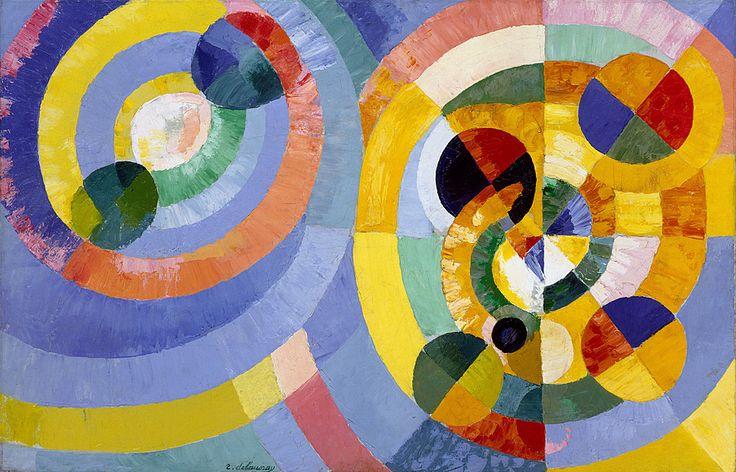 Robert Delaunay, Circular Forms, 1930