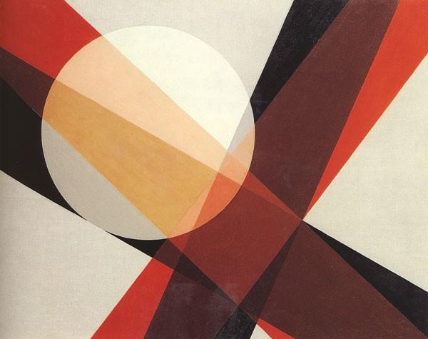 Laszlo Moholy-Nagy, Composition A19, 1927