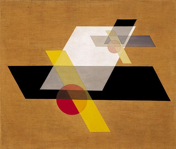 Laszlo Moholy-Nagy, A II, 1924