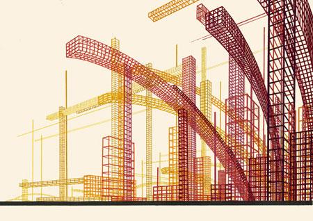 Chernikhov's Architectural Fantasy