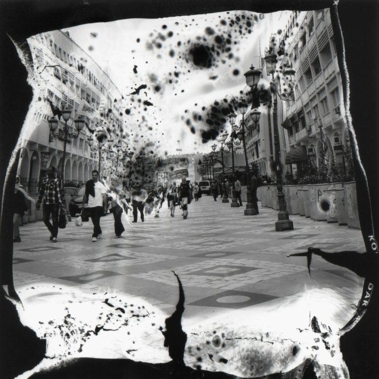 Mouna Karray, Avant La Chute (I), 2017