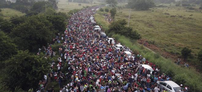 The Border Crossing Us