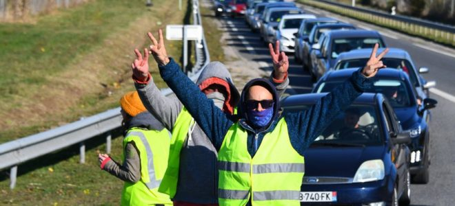 Back to the Future: The Yellow Vests Movement and the Riddle of Organization